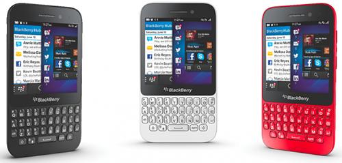 Malaysia sẽ chính thức bán BlackBerry Q5 vào ngày 15/7, giá 1299 RM